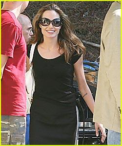Angelina Jolie Works Chicago