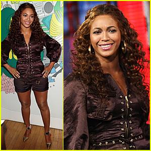 Beyonce @ TRL