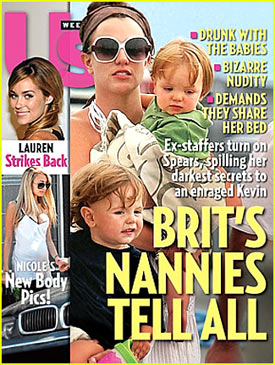 Brit's Nannies Tell All