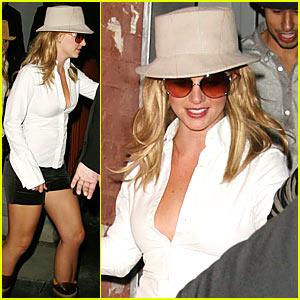 Britney Spears: MTV VMAs Practice??