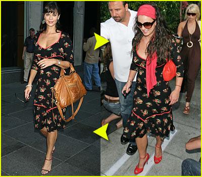 Fashion Faceoff: Leona Edmiston Dress