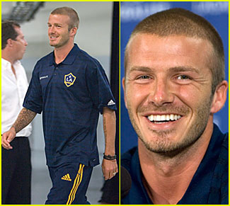 Beckham Benched Again