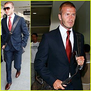 David Beckham Ready to Trample Red Bulls