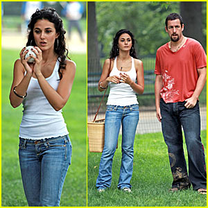 Messing Around with Emmanuelle Chriqui