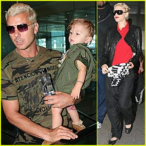 Gwen Stefani: Kingston is Stupidly Cute