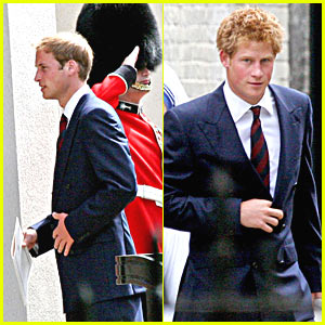 Prince William & Harry Remember Diana