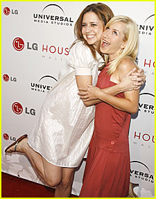 Jenna Fischer @ Emmy Party