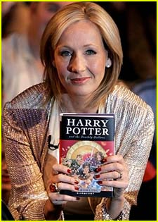 JK Rowling: Detective Book Series in the Works?