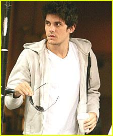 John Mayer Shuts Up Like a Clam