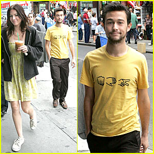 Joseph Gordon Levitt's 'Uncertainty' is High