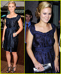 Julia Stiles @ 'Bourne Ultimatum' UK Premiere