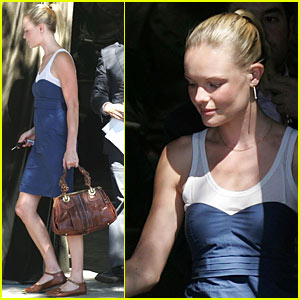 Kate Bosworth Sur is Stylish