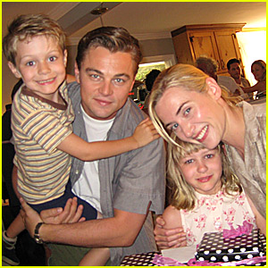 Leonardo DiCaprio is a Family Man
