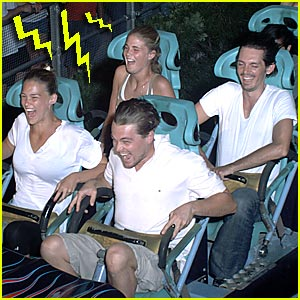 Leo's Roller Coaster Ride