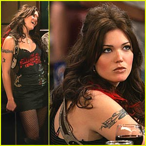 Mandy Moore Has Tattoos