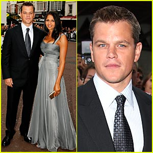 Matt Damon: Bourne Trumps Bond