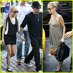 Nicole Richie: Maternity Clothing Gone Chic