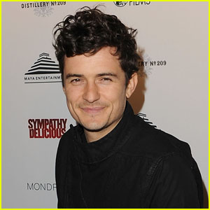 Orlando Bloom's Shiseido Ads