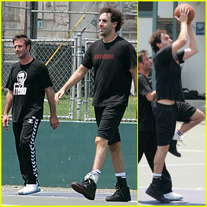 Sacha Baron Cohen's Booyakasha Basketball