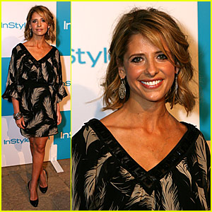 Sarah Michelle Gellar: Tanned and Toned