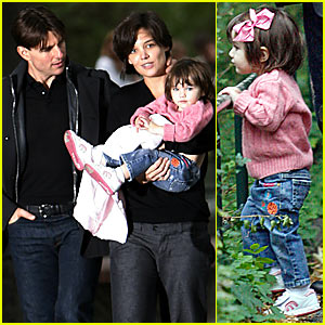 Suri Cruise in Zoobilee Zoo