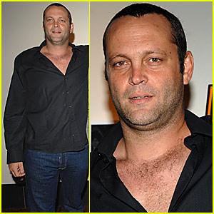 Vince Vaughn: Bald and Not So Beautiful