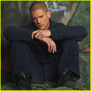 Wentworth Miller's New 'Prison Break' Promos