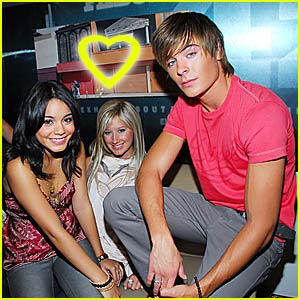 Zanessa @ Good Morning America