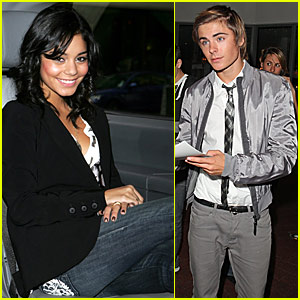 Zanessa: Loved-Up in London
