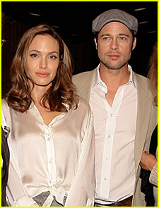 Brad & Angelina @ 'Darfur Now' Premiere