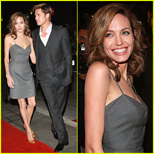 Angelina Jolie @ Toronto Film Festival