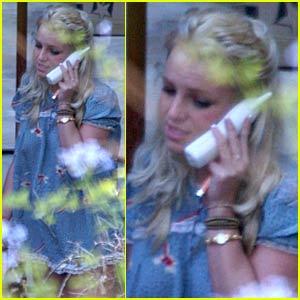 Britney's Bodyguard: She Has Mental Problems