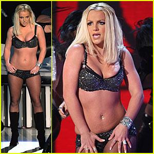 Britney Spears VMAs 2007 Performance