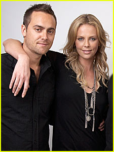 Stuart Townsend: Charlize Theron is My Wife