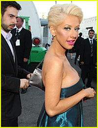Christina Aguilera Will Have a Son