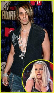 Criss Angel @ VMAs 2007