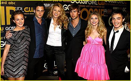 'Gossip Girl' Premiere Party