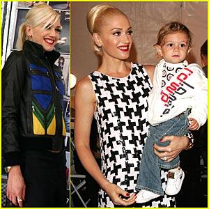 Gwen Stefani @ NY Fashion Week 2007