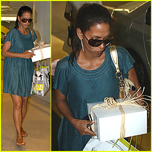Halle Berry Rushed to the Hospital