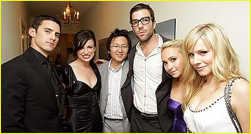 'Heroes' Pre-Emmy Bash 2007