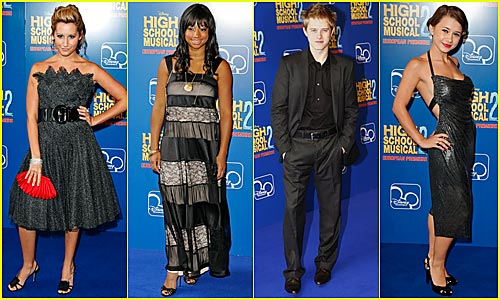 'High School Musical 2' London Premiere