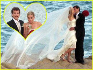 Ioan Gruffudd Wedding Pictures