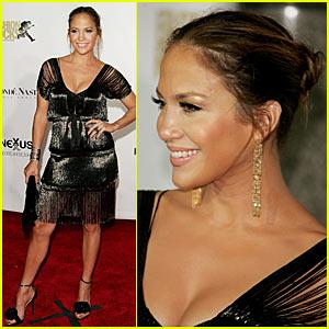 Jennifer Lopez @ Fashion Rocks 2007