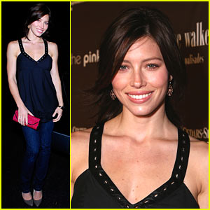 Jessica Biel @ The Pink Party 2007