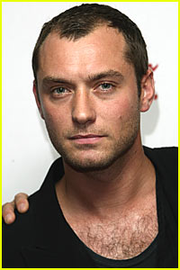 Jude Law Has Short Hair