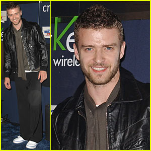 Justin Timberlake: DECLARE YOURSELF 2008!