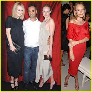 Kate Bosworth for Calvin Klein