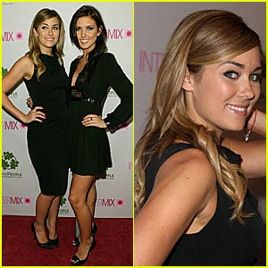 Lauren Conrad Gets Intermix-ed