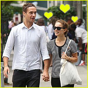 Natalie & Nathan Hit PDA Central
