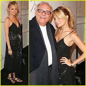 Nicole Richie@ NY Fashion Week 2007